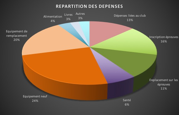 repartition-des-depenses-triathlon-2016